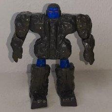 Figuras y Muñecos Transformers: GOBOTS ROCK LORDS : ANTIGUO MUÑECO TRANSFORMER ROCKLORDS - GRANITE - BANDAI AÑO 1985 TONKA. Lote 194281823