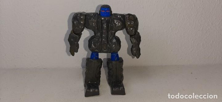 Figuras y Muñecos Transformers: GOBOTS ROCK LORDS : ANTIGUO MUÑECO TRANSFORMER ROCKLORDS - GRANITE - BANDAI AÑO 1985 TONKA - Foto 2 - 194281823