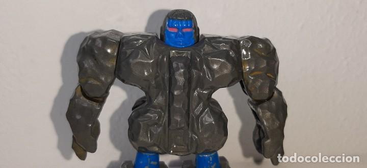 Figuras y Muñecos Transformers: GOBOTS ROCK LORDS : ANTIGUO MUÑECO TRANSFORMER ROCKLORDS - GRANITE - BANDAI AÑO 1985 TONKA - Foto 3 - 194281823