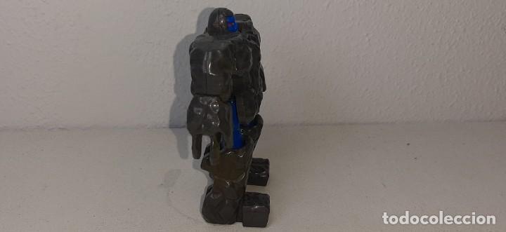 Figuras y Muñecos Transformers: GOBOTS ROCK LORDS : ANTIGUO MUÑECO TRANSFORMER ROCKLORDS - GRANITE - BANDAI AÑO 1985 TONKA - Foto 5 - 194281823