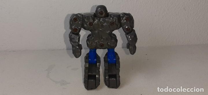 Figuras y Muñecos Transformers: GOBOTS ROCK LORDS : ANTIGUO MUÑECO TRANSFORMER ROCKLORDS - GRANITE - BANDAI AÑO 1985 TONKA - Foto 9 - 194281823