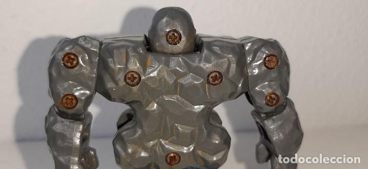 Figuras y Muñecos Transformers: GOBOTS ROCK LORDS : ANTIGUO MUÑECO TRANSFORMER ROCKLORDS - GRANITE - BANDAI AÑO 1985 TONKA - Foto 10 - 194281823