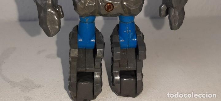 Figuras y Muñecos Transformers: GOBOTS ROCK LORDS : ANTIGUO MUÑECO TRANSFORMER ROCKLORDS - GRANITE - BANDAI AÑO 1985 TONKA - Foto 11 - 194281823