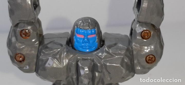 Figuras y Muñecos Transformers: GOBOTS ROCK LORDS : ANTIGUO MUÑECO TRANSFORMER ROCKLORDS - GRANITE - BANDAI AÑO 1985 TONKA - Foto 14 - 194281823