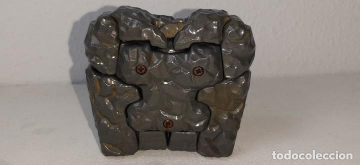 Figuras y Muñecos Transformers: GOBOTS ROCK LORDS : ANTIGUO MUÑECO TRANSFORMER ROCKLORDS - GRANITE - BANDAI AÑO 1985 TONKA - Foto 16 - 194281823