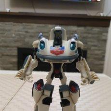 Figuras y Muñecos Transformers: TRANSFORMERS BLANCO. Lote 194731742