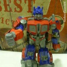 Figuras y Muñecos Transformers: FIGURA DE TRANSFORMERS QUE ES UNA BOTELLA DE JABÓN. Lote 194879188