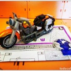 Figuras y Muñecos Transformers: TRANSFORMERS HASBRO CYBERTRON LUGNUTZ LOOSE COMPLETE. Lote 194985363