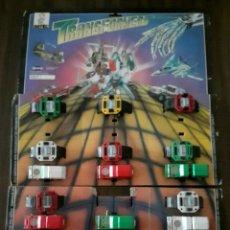 Figuras y Muñecos Transformers: LOTE TRANSFORMERS PILEN DISPLAY SET VINTAGE FIGURAS. Lote 195092491