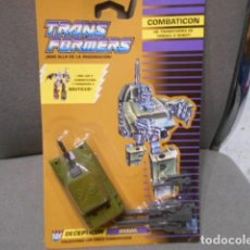 Figuras y Muñecos Transformers: TRANSFORMERS EN BLISTER - COMBATICON ( DECEPTICON - BRAWL ). Lote 195095898