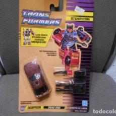 Figuras y Muñecos Transformers: TRANSFORMERS EN BLISTER - STUNTICON ( DECEPTICON - DEAD END ) . Lote 195096086