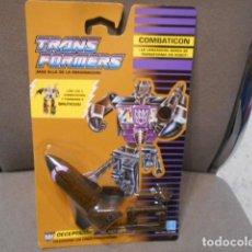 Figuras y Muñecos Transformers: TRANSFORMERS EN BLISTER - STUNTICON ( DECEPTICON - BLAST OFF ) . Lote 195096177