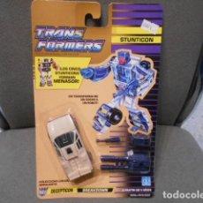 Figuras y Muñecos Transformers: TRANSFORMERS EN BLISTER - STUNTICON ( DECEPTICON - BREAKDOWN ) . Lote 195096256