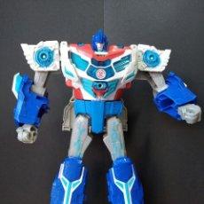 Figuras y Muñecos Transformers: FIGURA TRANSFORMERS SUPER ENERGIA OPTIMUS PRIME-30CM APROX..-HASBRO-VER FOTOS. Lote 195178216