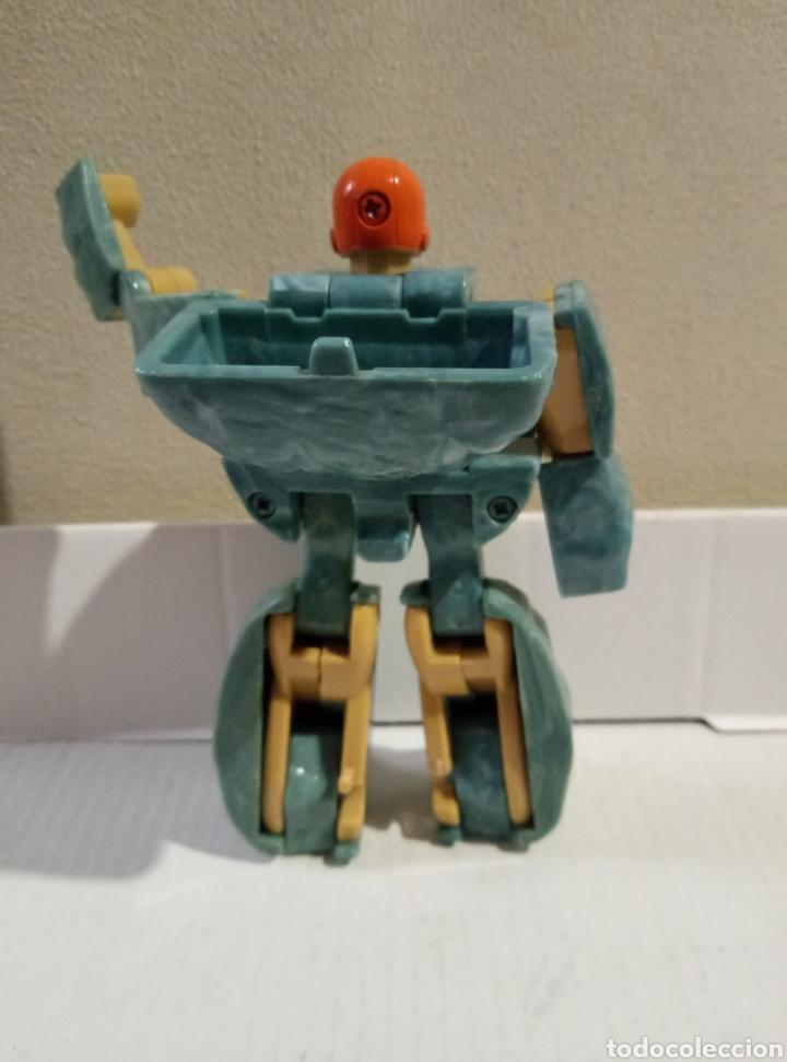 Figuras y Muñecos Transformers: Transformer Roca Bandai Macau 1985 - Foto 2 - 195263968