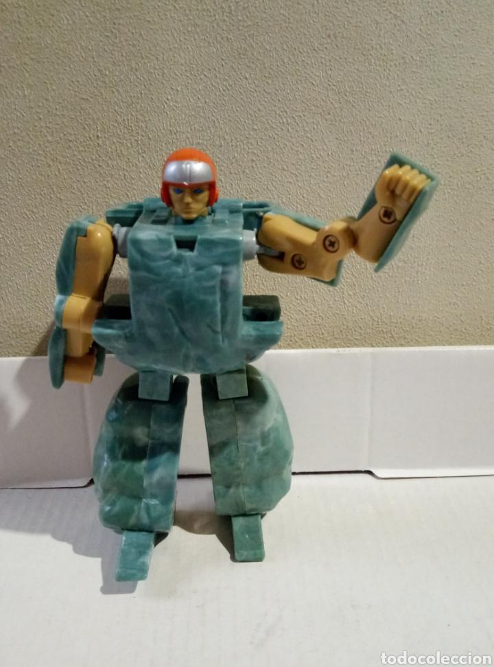 TRANSFORMER ROCA BANDAI MACAU 1985 (Juguetes - Figuras de Acción - Transformers)