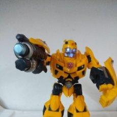 Figuras y Muñecos Transformers: BUMBLEBEE TRANSFORMERS BANDAI 2009/SONIDO Y LUZ.. Lote 195409286