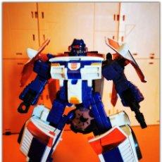 Figuras y Muñecos Transformers: TRANSFORMERS HASBRO CYBERTRON RED ALERT LOOSE COMPLETE. Lote 195458190