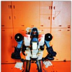 Figuras y Muñecos Transformers: TRANSFORMERS HASBRO ENERGON STREET ACTION MINICON TEAM PERCEPTOR LOOSE COMPLETE. Lote 195458290