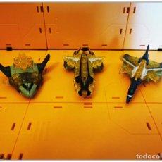 Figuras y Muñecos Transformers: TRANSFORMERS HASBRO ENERGON SABER MINICON TEAM LOOSE COMPLETE. Lote 195458332