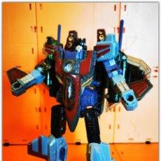 Figuras y Muñecos Transformers: TRANSFORMERS HASBRO ENERGON STARSCREAM LOOSE COMPLETE. Lote 195458366