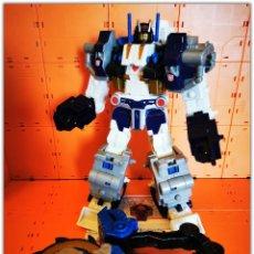 Figuras y Muñecos Transformers: TRANSFORMERS HASBRO CYBERTRON METROPLEX LOOSE INCOMPLETE. Lote 195458411