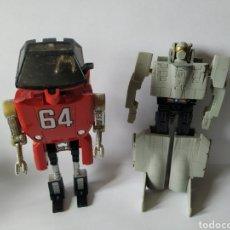 Figure e Bambolotti Transformers: LOTE ROBO MACHINE BANDAI TRANSFORMERS Y OTROS. Lote 195470893