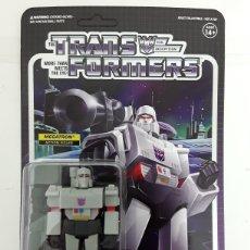 Figuras y Muñecos Transformers: FIGURA MEGATRON TRANSFORMERS REACTION SUPER7. Lote 195964680