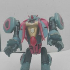 Figuras y Muñecos Transformers: -ROBOT HUMANOIDE TRANSFORMABLE EN ANIMAL ROBOT- TOMI HASBRO 2007. Lote 232493875