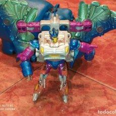 Figuras y Muñecos Transformers: MARIPOSA LANZA DISCOS. Lote 198162803