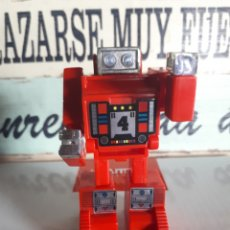 Figuras y Muñecos Transformers: JUGUETE TRANSFORMER 1984 TRANSFORMERS SELECT JAPÓN. Lote 200045180