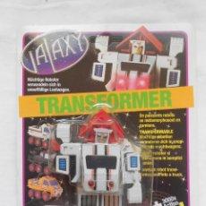 Figuras y Muñecos Transformers: ANTIGUO BLISTER GALAXY TRANSFORMER BOOTLEG - SIMBA - AÑOS 80 - NUEVO. Lote 200182268