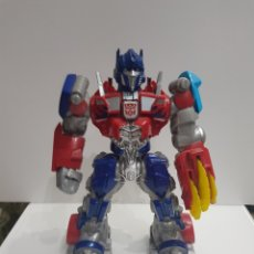 Figuras y Muñecos Transformers: TRANSFORMER OPTIMUS PRIME HASBRO. Lote 201289367
