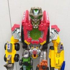 Figuras y Muñecos Transformers: HASBRO 2008 TRANSFORMERS DEVASTATOR CONSTRUCTICON REVENGE OF FALLEN POWER BOT. Lote 201923882