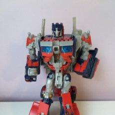 Figuras y Muñecos Transformers: FIGURA DE ACCION TRANSFORMERS OPTIMUS PRIME HASBRO. Lote 201927107