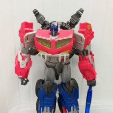 Figuras y Muñecos Transformers: TRANSFORMERS - OPTIMUS PRIME BEAST HUNTERS 12 ACTION FIGURE HASBRO TOMY 2013. Lote 201928023