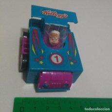 Figuras y Muñecos Transformers: TRANSFORMERS CEREALES COCHES KELLOGGS PROMOCIONAL COCHE CAR CARS KELLOGG TRANSFORMER FIGURA FIGURAS. Lote 201984425