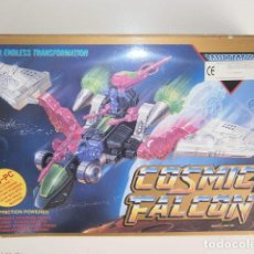 Figure e Bambolotti Transformers: MULTIMAC COSMIC FALCON. Lote 202305601