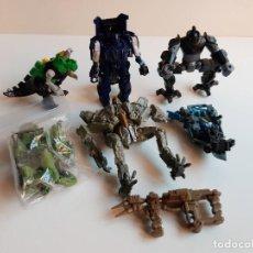 Figure e Bambolotti Transformers: LOTE DE FIGURAS TRANSFORMERS CREO VARIAS - 10 A 14.CM ALTO APROX - PLASTICO. Lote 202487483