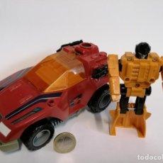 Figuras y Muñecos Transformers: PRETENDERS GUNRUNNER - TRANSFORMERS G1 - AUTOBOT - HASBRO - TAKARA - 1988. Lote 202801295