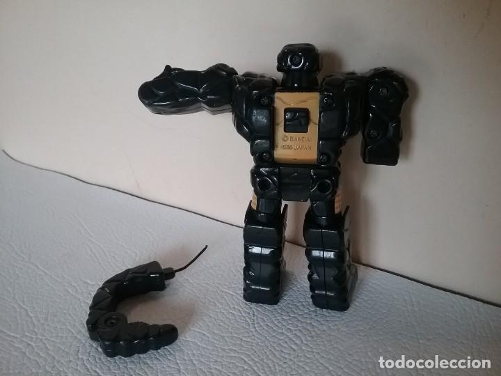 Figuras y Muñecos Transformers: TRANSFORMER ROCA BANDAI 1986 - Foto 3 - 204165250