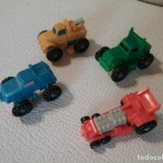 Figuras y Muñecos Transformers: LOTE DE 4 UNIDADES DE MINI TRANSFORMERS.. Lote 204167465