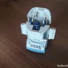 Figuras y Muñecos Transformers: TRANSFORMER CON CARROCERIA DE COCHE HASBRO 1986 TAKARA. Lote 204167777