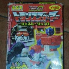 Figuras y Muñecos Transformers: TRANSFORMER 2 . NUEVO. AÑOS 80 `90. Lote 205755680