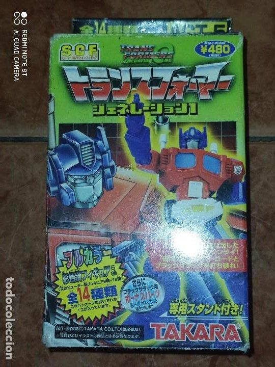 TRANSFORMER 3 . NUEVO. AÑOS 80 `90 (Juguetes - Figuras de Acción - Transformers)