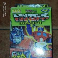 Figuras y Muñecos Transformers: TRANSFORMER 3 . NUEVO. AÑOS 80 `90. Lote 205755725