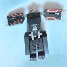 Figuras y Muñecos Transformers: MC TOY TANK ROBOT TRANSFORMER 1980 TANQUE. Lote 205895351