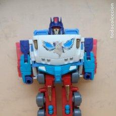 Figuras y Muñecos Transformers: TRANSFORMERS G1 MOTORVATOR THUNDERCLASH 1992 HASBRO. Lote 206246636