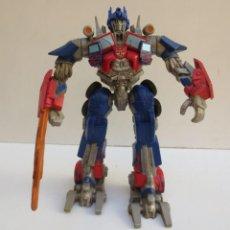 Figuras y Muñecos Transformers: FIGURA TRANSFORMERS - OPTIMUS PRIME - HASBRO 2011 - ARTICULADA 16 CM.. Lote 206510347