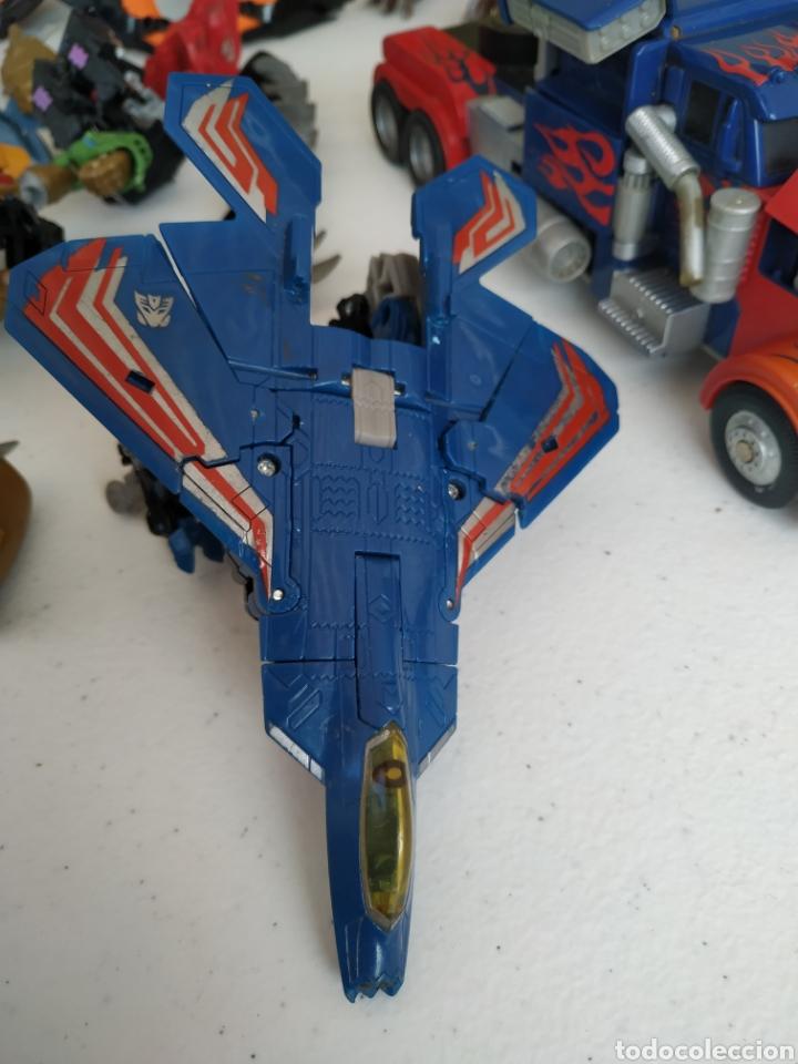 Figuras y Muñecos Transformers: Lote de Transformers - Foto 9 - 207178975